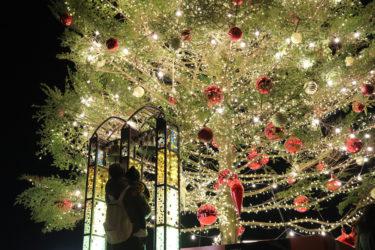 横浜赤レンガ倉庫のクリスマスマーケット2019に行ってきました!冬のデートスポットに最適。