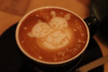 【大阪】BarISTA(バールイスタ)に行ってきた!堺筋本町駅のラテアートがほっこり可愛い♩